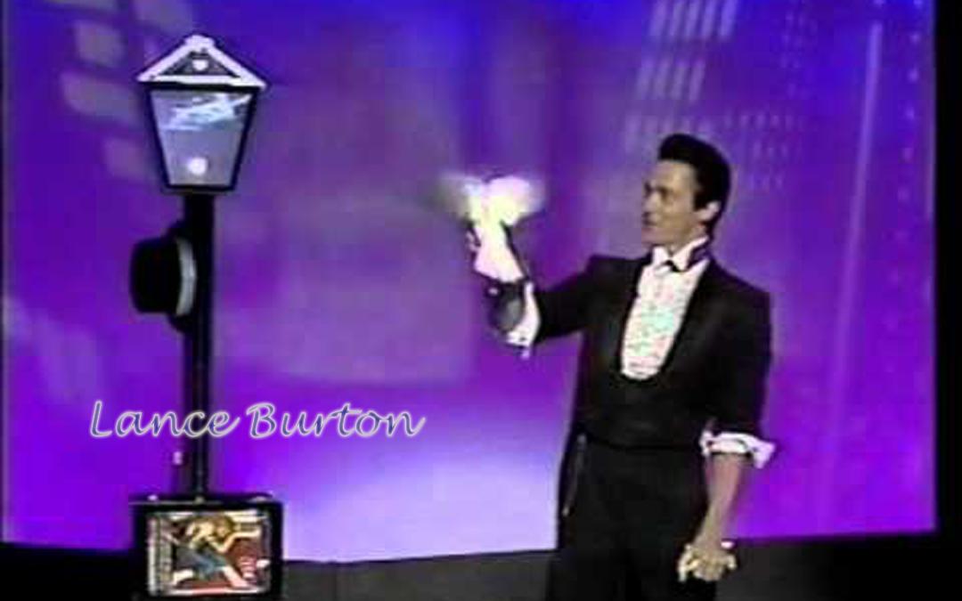 Un mago fantástico, Lance Burton