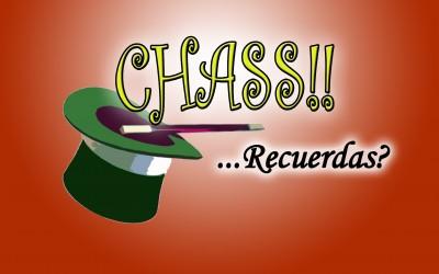 Chass!! Recuerdas?… de vuelta en Sevilla