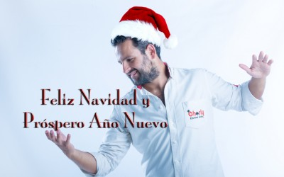 Feliz y mágica navidad